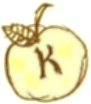 [a golden apple]